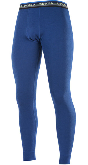 Devold M's Hiking Long Johns Indigo
